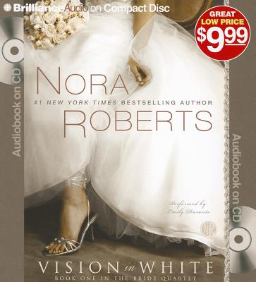 Vision in White Cover
