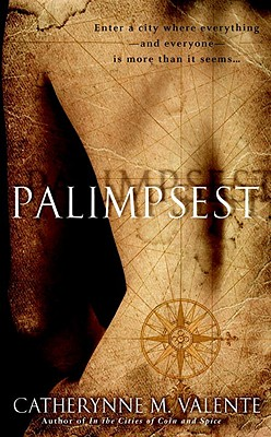 Palimpsest: A Novel Cover Image