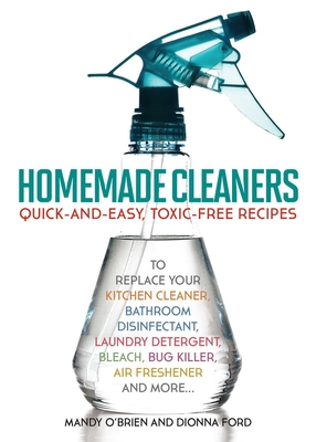 Cover for Homemade Cleaners