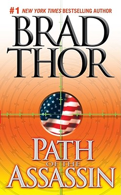 Path of the Assassin: A Thriller Cover Image