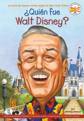 ¿Quién fue Walt Disney? (¿Quién fue?) Cover Image