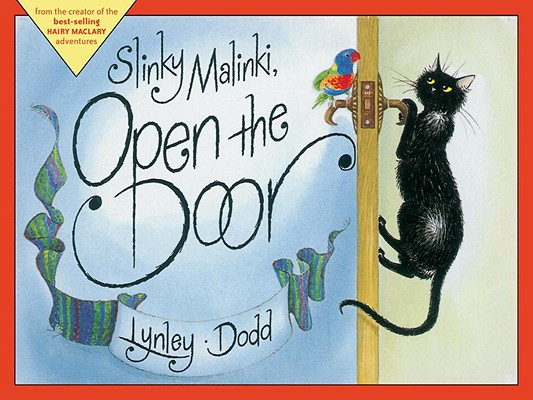 Slinky Malinki, Open the Door Cover Image