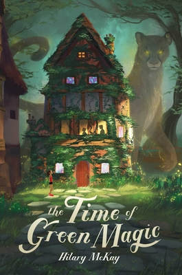 The Time of Green Magic Cover Image