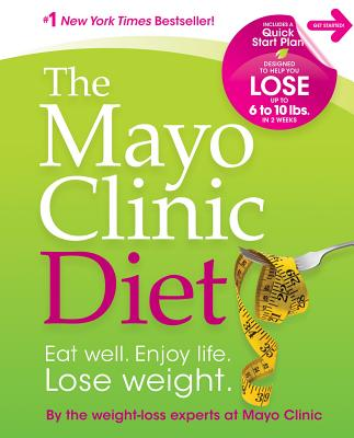 The Mayo Clinic Diet Cover