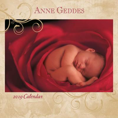 Anne Geddes 2019 Wall Calendar Cover Image