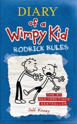 Rodrick Rules (Diary of a Wimpy Kid Collection #2) Cover Image