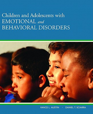 Children and Adolescents with Emotional and Behavioral Disorders Cover Image