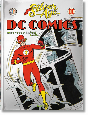 The Silver Age of DC Comics, 1956-1970 Cover