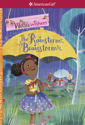 The Rainstorm Brainstorm (WellieWishers) Cover Image