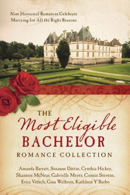 The Most Eligible Bachelor Romance Collection Cover