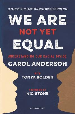 We Are Not Yet Equal cover image