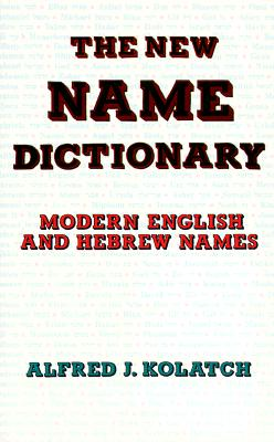 The New Name Dictionary Cover Image