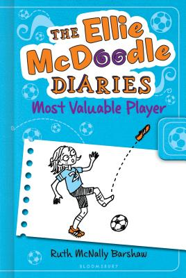 The Ellie McDoodle Diaries: Most Valuable Player Cover Image