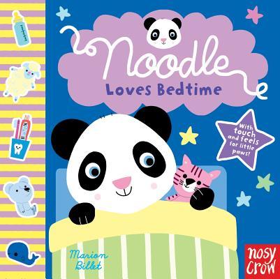 Noodle Loves Bedtime Cover
