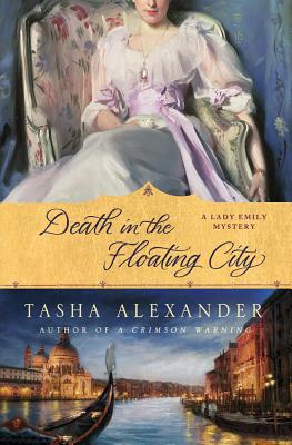 Death in the Floating City Cover