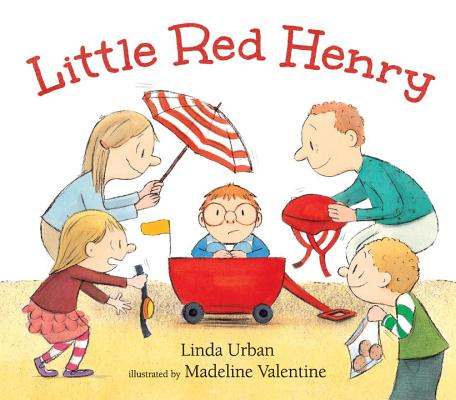 Little Red Henry Cover