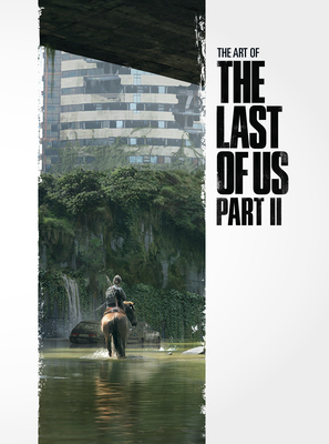 The Art of the Last of Us Part II Cover Image