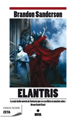 Elantris = Elantris Cover Image