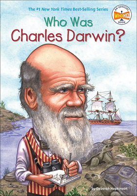 Who Was Charles Darwin? Cover Image