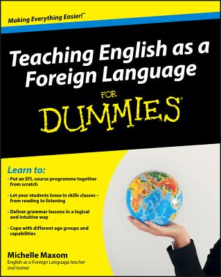 Teaching English as a Foreign (For Dummies) Cover Image