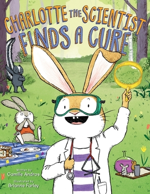 Charlotte the Scientist Finds a Cure Cover Image