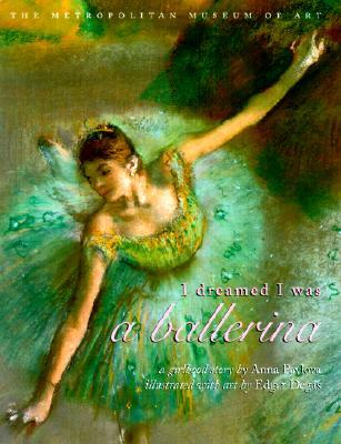 I Dreamed I Was a Ballerina Cover