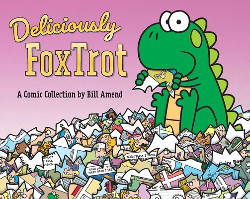 Deliciously FoxTrot Cover Image