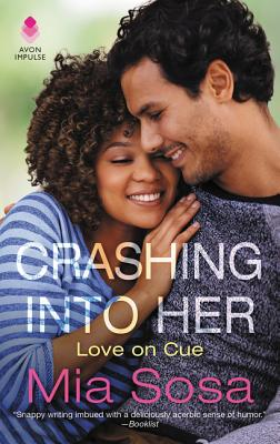Crashing into Her: Love on Cue Cover Image