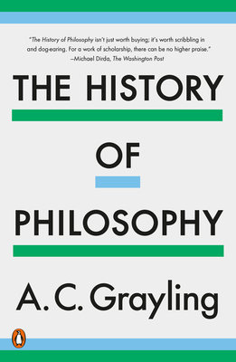 Cover for The History of Philosophy