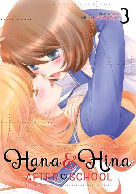 Hana & Hina After School Vol. 3 Cover