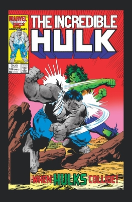 Incredible Hulk Epic Collection: Going Gray Cover Image