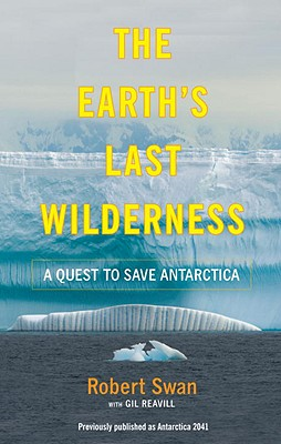 The Earth's Last Wilderness Cover