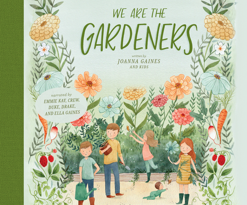 We Are the Gardeners Cover Image
