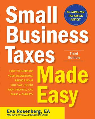 Small Business Taxes Made Easy Cover