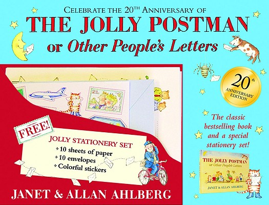The Jolly Postman Cover