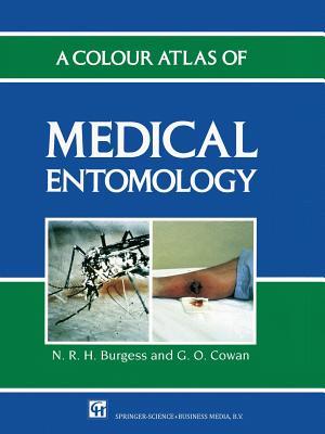 A Colour Atlas of Medical Entomology Cover Image