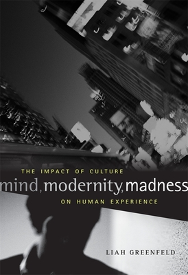 Mind, Modernity, Madness Cover