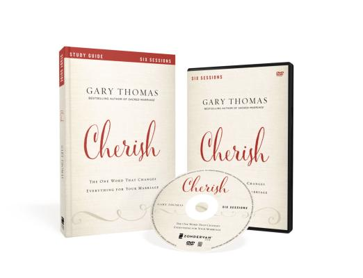 Cherish Study Guide with DVD: The One Word That Changes Everything for Your Marriage Cover Image