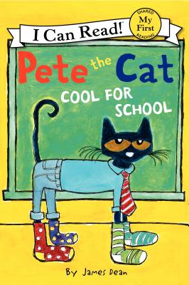 Pete the Cat: Too Cool for School Cover Image