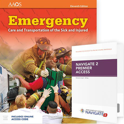 Emergency Care and Transportation of the Sick and Injured (Hardcover) Includes Navigate Premier Access Cover Image
