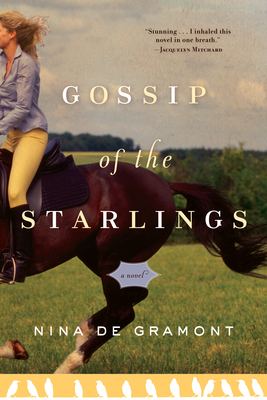 Gossip of the Starlings Cover