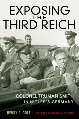 Cover for Exposing the Third Reich