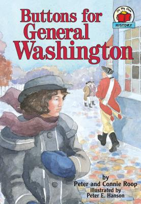 Buttons for General Washington (On My Own History) Cover Image