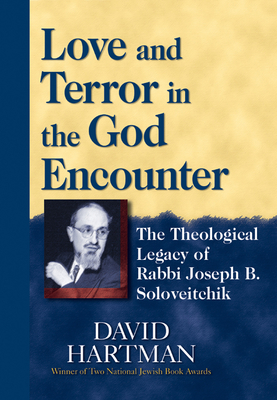 Cover for Love and Terror in the God Encounter