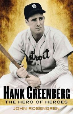 Hank Greenberg Cover