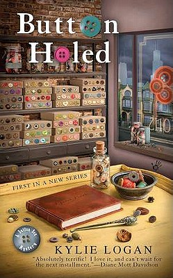 Cover for Button Holed (Button Box Mystery #1)