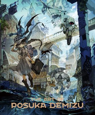 The Art of Posuka Demizu Cover Image