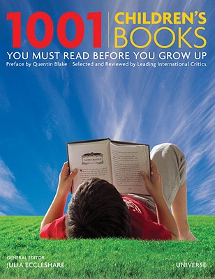 1001 Children's Books You Must Read Before You Grow Up Cover