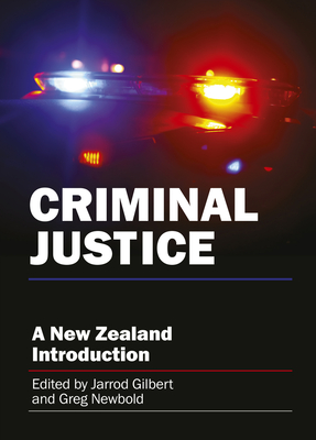 Criminal Justice: A New Zealand Introduction Cover Image