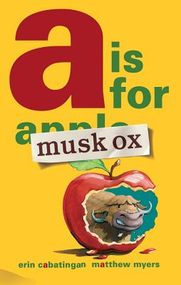 A is for Musk Ox Cover Image